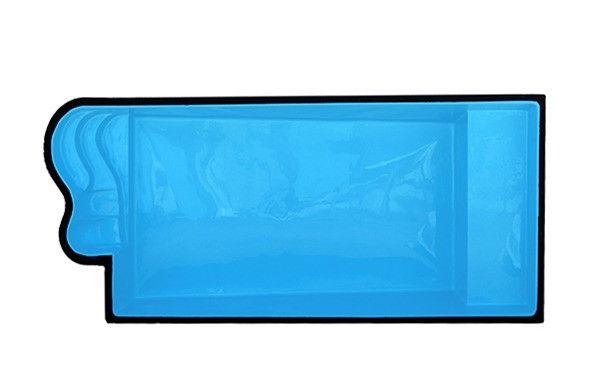 Ju- Promoção Black Month Piscina 8 x3,20 com Praia em 24 x no boleto s/ entrada - Foto 4