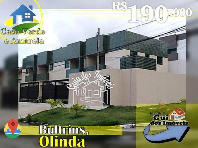 Prive Residencial - Jardim Fragoso, Olinda 190 mil
