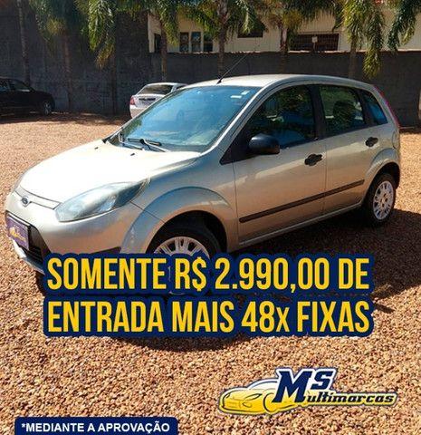 Fiesta 1.6 FLEX 2011 Completo
