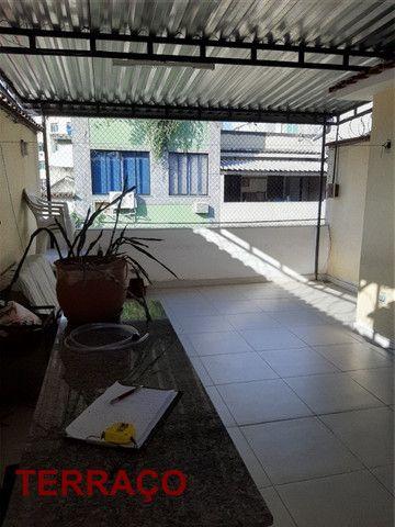Alugo Casa Triplex 4 quartos em rua familiar no Rio Comprido - Foto 18