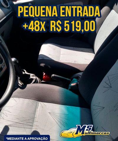 Fiesta 1.0 FLEX 2008 Completo - Foto 10