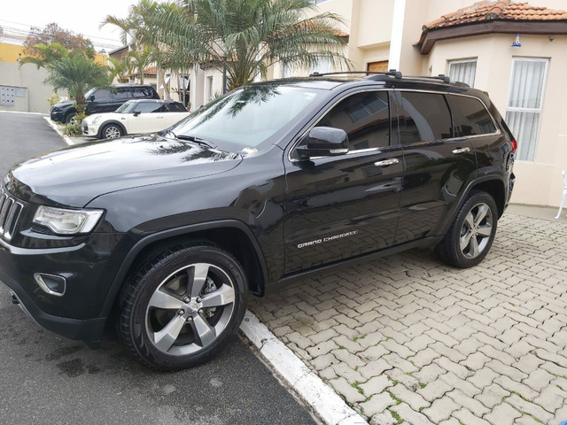 Jeep Grand Cherokee Limited 3 6 4x4 V6 Aut 2015 777765280 Olx