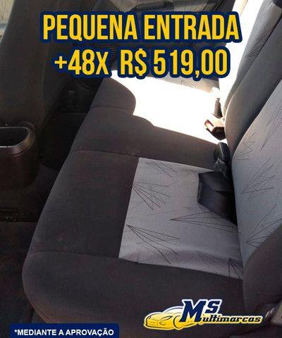 Fiesta 1.0 FLEX 2008 Completo - Foto 8