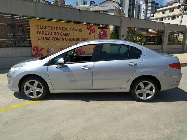 408 2013/2014 2.0 ALLURE 16V FLEX 4P AUTOMÁTICO - Foto 4