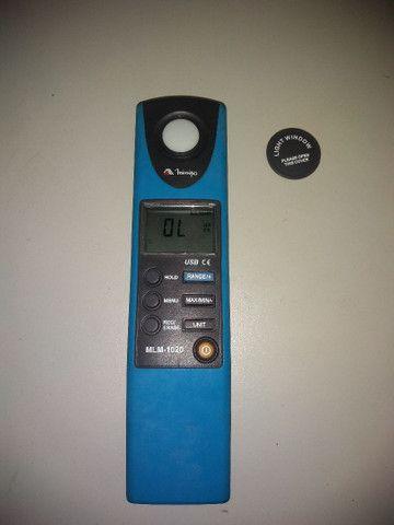 Luxímetro Minipa MLM1020 - Foto 2