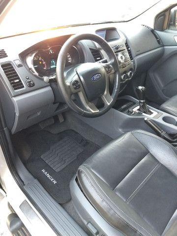 Ford Ranger 3.2 Limited 4x4 CD 20V Diesel 4P AT - Foto 11