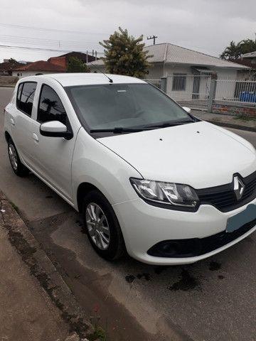 Renault Sandero, único dono Joinville