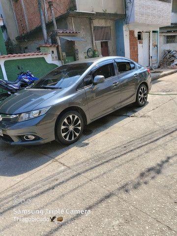 Civic 2012lxs automático com Gnv - Foto 2