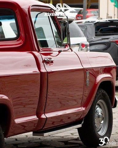 Chevrolet C10 Diesel - Ano: 1974 - Raridade - Foto 3