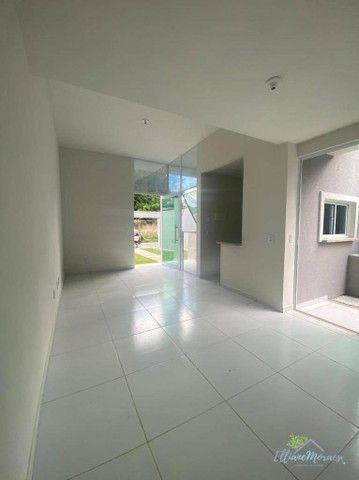 Casa à venda, 103 m² por R$ 330.000,00 - Graribas - Eusébio/CE - Foto 3