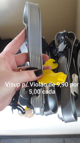 Visup p/ Violão Music