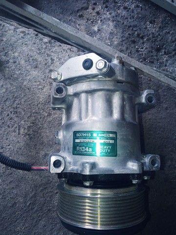 """Compressor de ar condicionado nunca usado.""""NOVO"""" - Foto 4"""