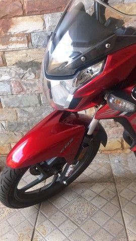 Moto HaoJue DK150 2020 novíssima - somente venda! - Foto 2