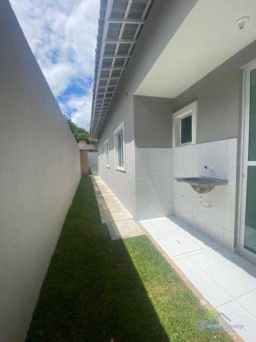 Casa à venda, 103 m² por R$ 330.000,00 - Graribas - Eusébio/CE - Foto 13