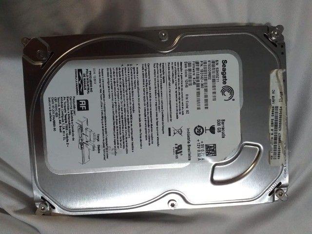 HD de 500GB para PC - Foto 3