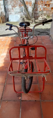 Bicicleta de carga - Foto 6
