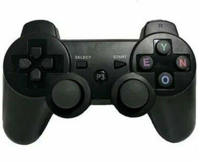 Controle Sem Fio Para PS3 - Foto 2
