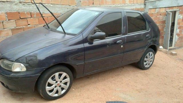 Fiat Palio 1.0 ED