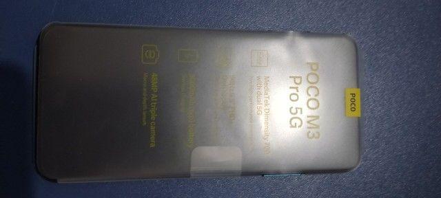 Smartphone Xiaomi Poco M3 Pro 5G novo - Foto 3