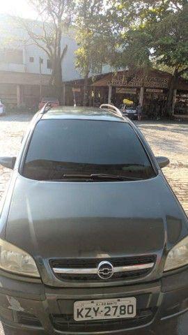 Vendo ou troco GM Zafira 2006 - Foto 2