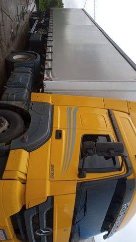MB Axor 2036 2014 Automático. Repasse - Foto 14