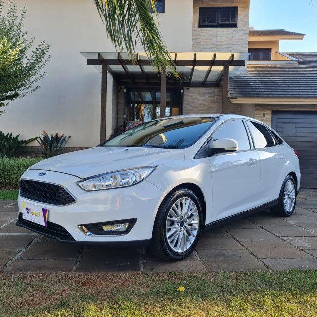 Ford Focus Sedan SE *Ano 2016* *Cambio automático* *Único Dono - Foto 7