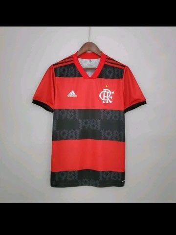 Camisa do flamengo 2020/21 TAM G