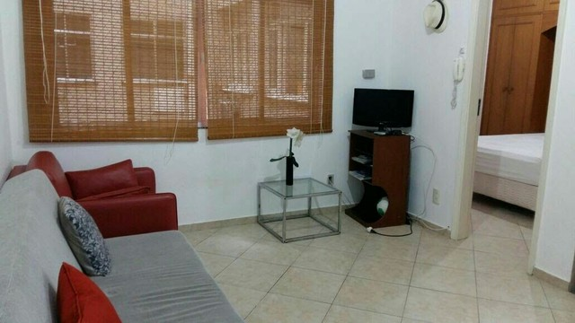 Sala e quarto separado, quadra praia,  diária 1 50   - Foto 12
