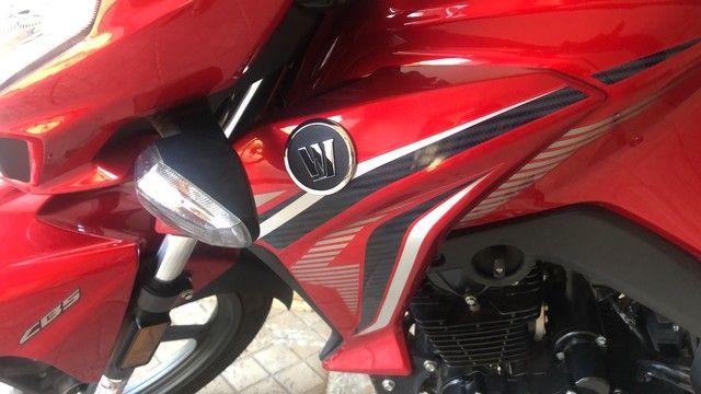 Moto HaoJue DK150 2020 novíssima - somente venda! - Foto 5