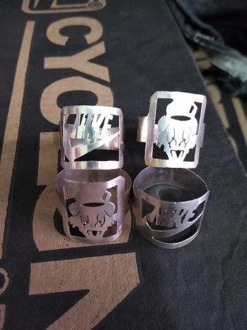 Dedeiras de prata - Foto 2