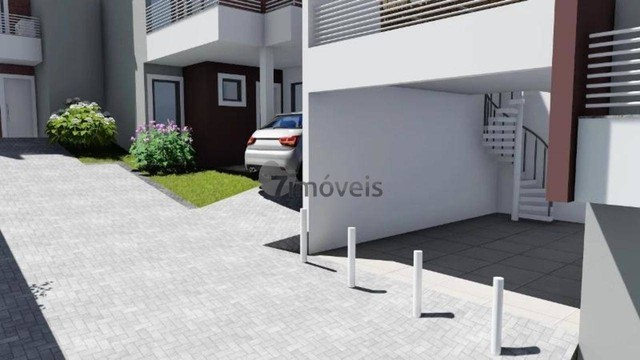 Sobrado a venda tem 151m² com 3 quartos em Campo Comprido - Curitiba - PR - Foto 9