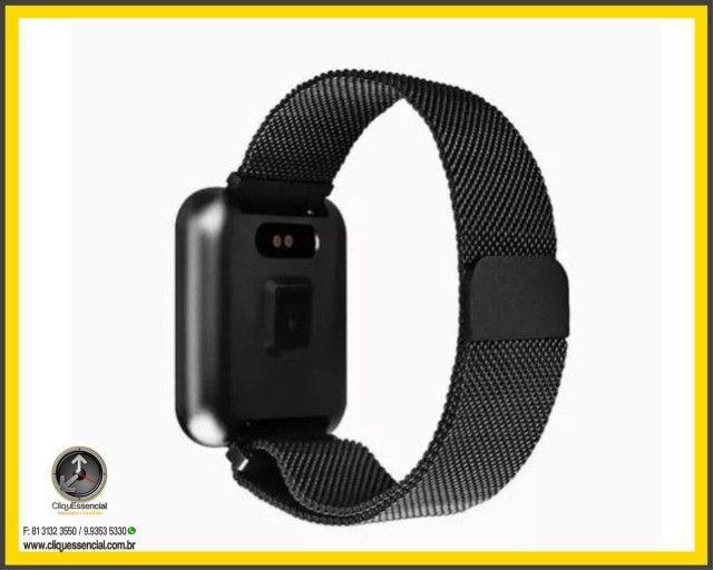 Relógio Inteligente SmartWatch P70 Android e Ios - Foto 4
