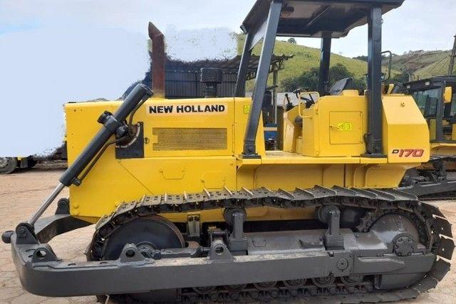 Trator de esteira New Holland FD 170 - Foto 3