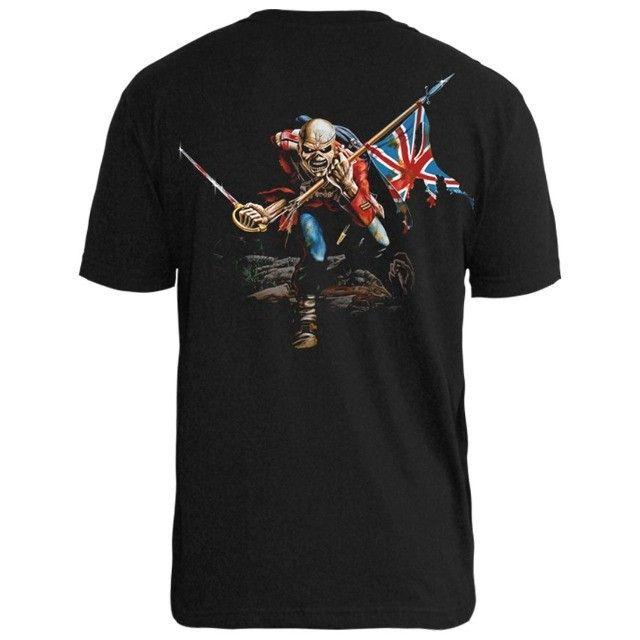 Camisetas de Banda de Rock - Foto 2
