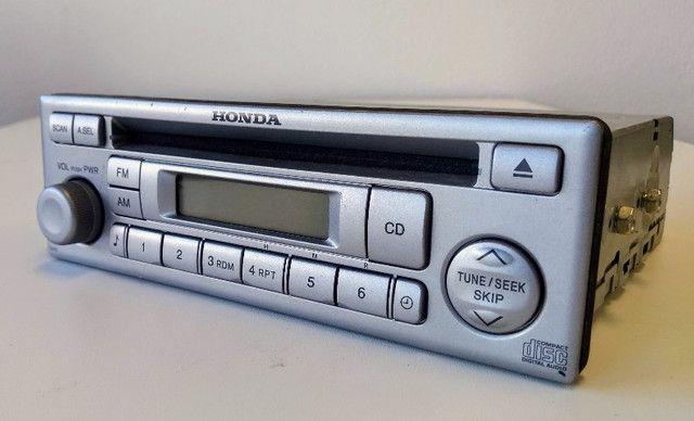 Radio Honda Fit 2004 até 2008 - Foto 2