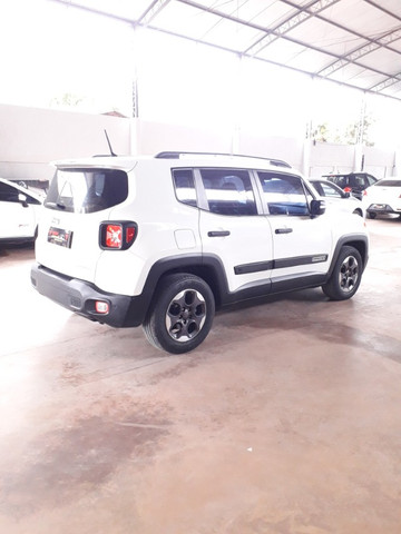 Jeep Renegade Sport 1.8 15/16 Automático km 45.214 Tel: * Alan vendedor  - Foto 4
