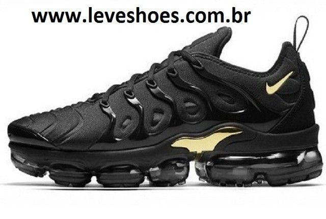 Tênis Nike Vapor Max Plus Barato - Foto 4