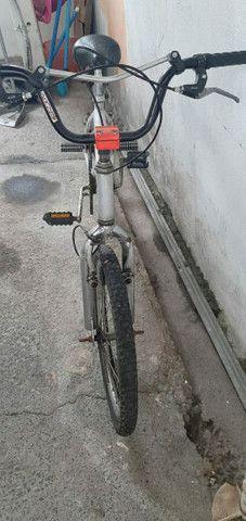 Bicicleta para manobraa em aluminio  - Foto 2