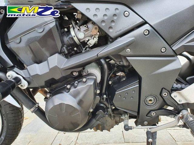 Kawasaki Z 750 2010 Branca com 64.000 km - Foto 15