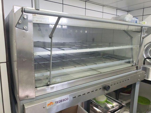 Forno para Pães e pizzas a GAS - Guilhotina  - Foto 2