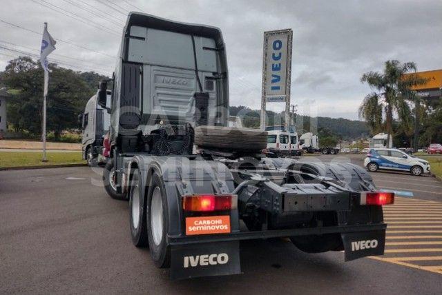 Iveco Hi Way 600S44T, ano 2018/2019 - Foto 3