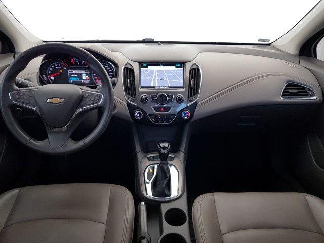 Chevrolet Cruze - 2017 1.4 Turbo Ltz Flex 4P Automático - Foto 4