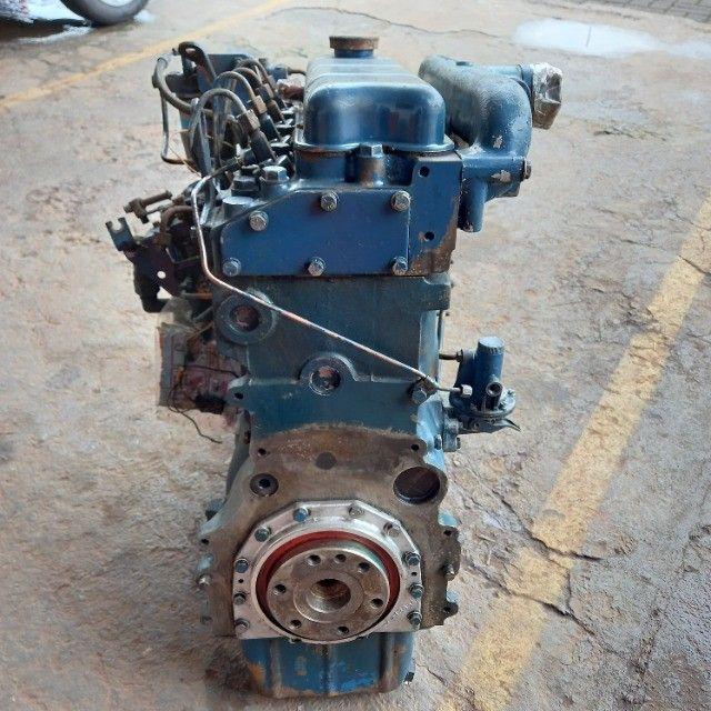 Motor Diesel ( Perkins  ) GM D-20 / Q-20B  - Foto 3