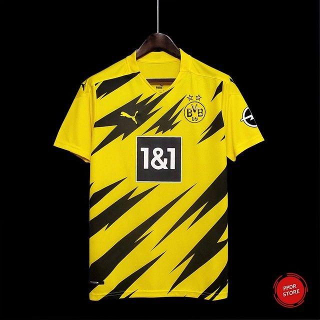 Camisa de time Atlético Mineiro, São Paulo, etc  - Foto 5