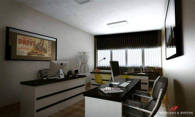Escritório Empresarial Moderno c/ 4 ambientes  - Foto 3