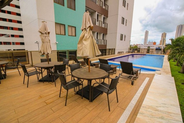 Apartamento com 2 dormitórios à venda, 62 m² por R$ 340.000,00 - Pedro Gondim - João Pesso - Foto 12