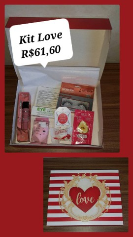 Kit Dia dos Namorados - Foto 4