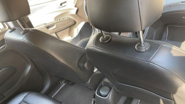 GM Chev Sonic HB 1.6 LTZ Aut 2013 Completo e Sem Dívidas - Foto 8