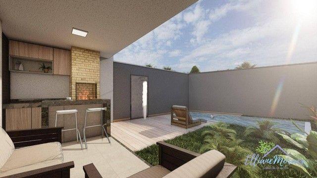 Casa à venda, 103 m² por R$ 360.000,00 - Parnamirim - Eusébio/CE - Foto 2