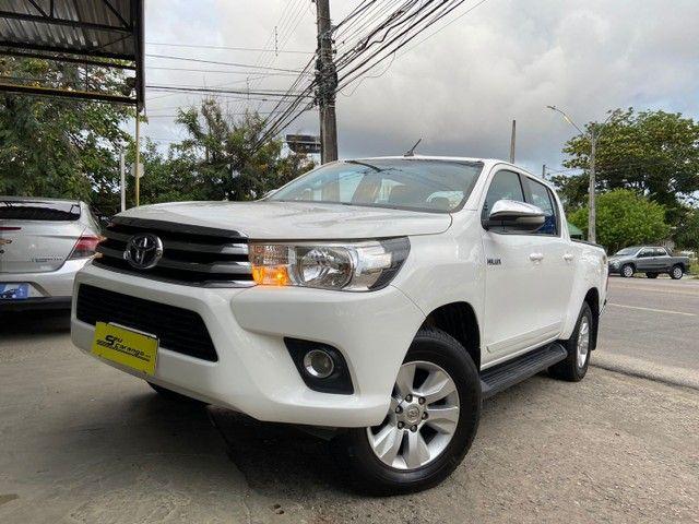 Toyota Hilux SRV 2017 - Foto 2